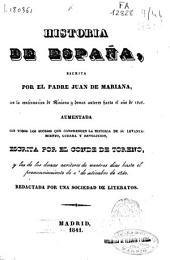 Historia general de España: Volúmenes 9-10