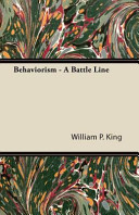 Behaviorism   A Battle Line PDF