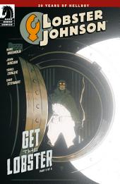 Lobster Johnson: Get the Lobster #3