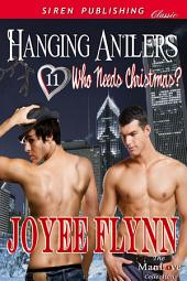 Hanging Antlers [Who Needs Christmas? 11]
