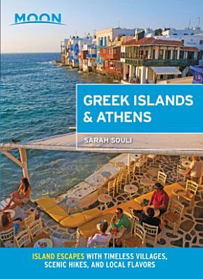 Moon Greek Islands   Athens