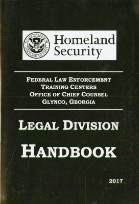 Legal Division Handbook  2017