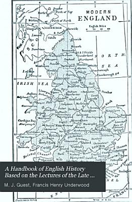 A Handbook of English History PDF