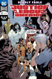 Justice League of America (2017-) #23