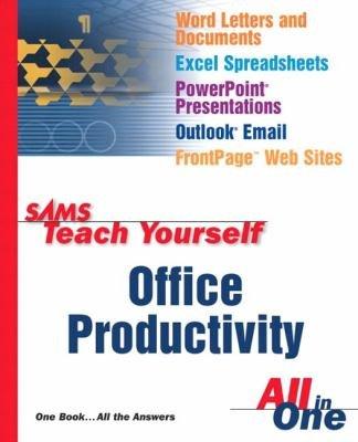 Sams Teach Yourself Office Productivity PDF