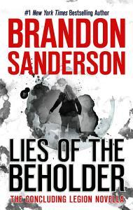 Legion  Lies of the Beholder Book