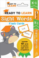 K1 Sight Words Book