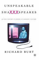 Unspeakable ShaXXXspeares  Revised Edition PDF