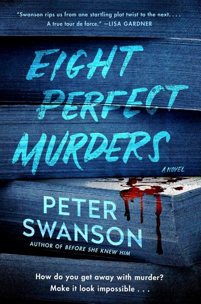 Download Eight Perfect Murders Book