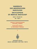 Spezielle Strahlentherapie Maligner Tumoren Teil 5   Radiation Therapy of Malignant Tumours PDF