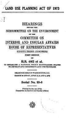 Land Use Planning Act of 1973 PDF