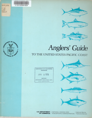Anglers  Guide to the United States Pacific Coast PDF