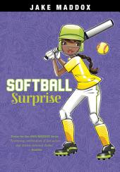 Jake Maddox Girl: Softball Surprise