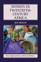 Women in Twentieth Century Africa PDF