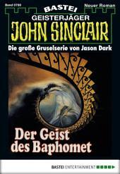 John Sinclair - Folge 0780: Der Geist des Baphomet (2. Teil)