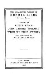 The Collected Works of Henrik Ibsen: Volume 11