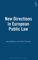 New Directions in European Public Law PDF