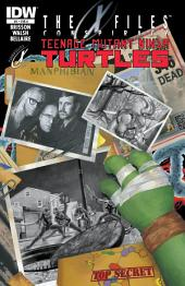 The X-Files: Conspiracy - Teenage Mutant Ninja Turtles