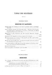Memoires: Volumes18à19