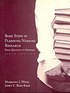 Basic Steps in Planning Nursing Research PDF