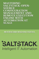 Mastering Saltstack