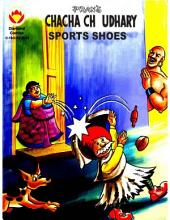 Chacha Chaudhary Sports Shoes English