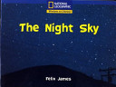 National Geographic Windows on Literacy  Year 1 Blue Guided Reader   The Night Sky PDF