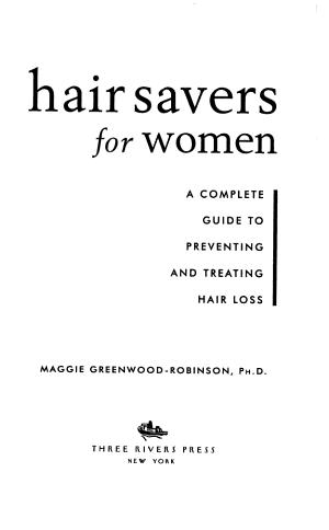 Hair Savers for Women