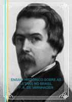 Ensaio Hist  rico Sobre As Letras No Brasil PDF