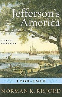 Jefferson s America  1760 1815 Book