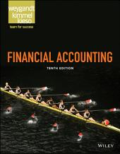 Financial Accounting, 10th Edition: Edition 10