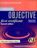 Cambridge Grammar for First Certificate with Answers and Audio CD PDF