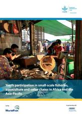 Youth participation in small scale fisheries  aquaculture and value chains in Africa and the Asia Pacific PDF