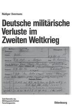 Deutsche milit  rische Verluste im Zweiten Weltkrieg PDF