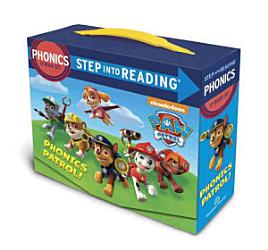 Paw Patrol Phonics Box Set Book PDF