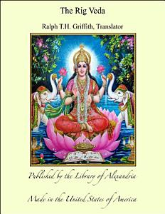 The Rig Veda Book