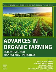 Advances in Organic Farming