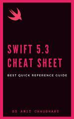 Swift 5 Cheat Sheet