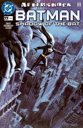 Batman: Shadow of the Bat #77
