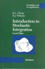 Introduction to Stochastic Integration PDF