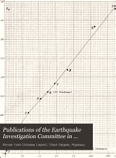 Publications of the Earthquake Investigation Committee in Foreign Languages: Volumes 23-24