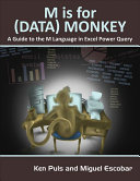 M Is for  Data  Monkey PDF