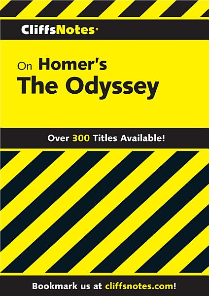 Download CliffsNotes on Homer s The Odyssey Book