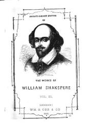 Knights Cabinet Edition of the Works of William Shakespeare ...