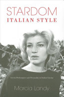 Stardom  Italian Style PDF