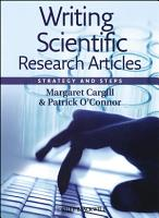 Writing Scientific Research Articles PDF