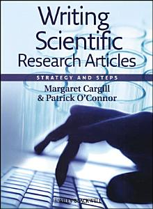 Writing Scientific Research Articles Book