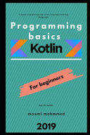 The Basics of Programming in Kotlin PDF