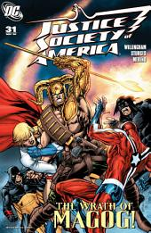 Justice Society of America (2006-) #31