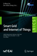 Smart Grid and Internet of Things